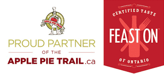 Proud Partner of the Apple Pie Trail